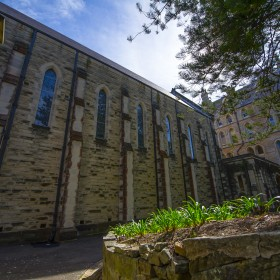 Documenting the heritage and environment at St. Patrick's Estate, Manly. 15 April 20015, Giovanni Portelli Photography.