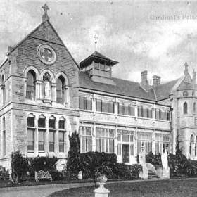 The Archiepiscopal Residence-Manly 1909 Source-SPF-Mitchell Library