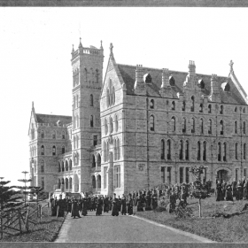 The College and students-1914.Source-Manly-Vol1-No1-1916