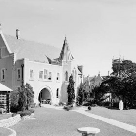 The Convent-Manly 1962. Source-National Library